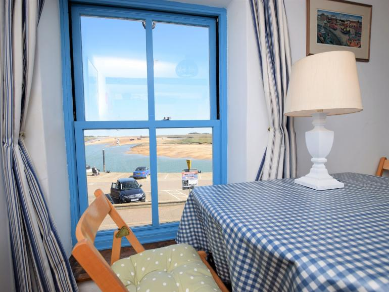 Enjoy sea views from the property