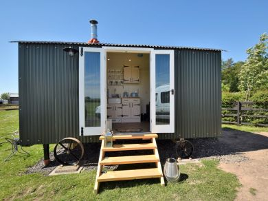 Grouse Shepherds Hut (73257)