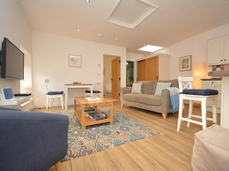 A super cottage ideal for a romantic break