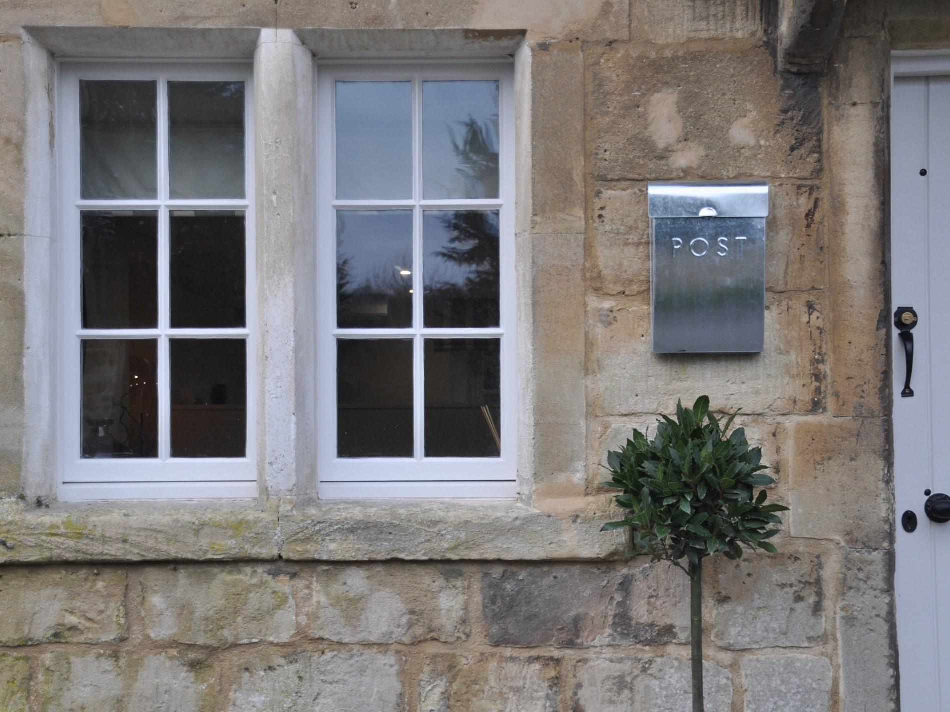 Grade II Bath stone and simply charming