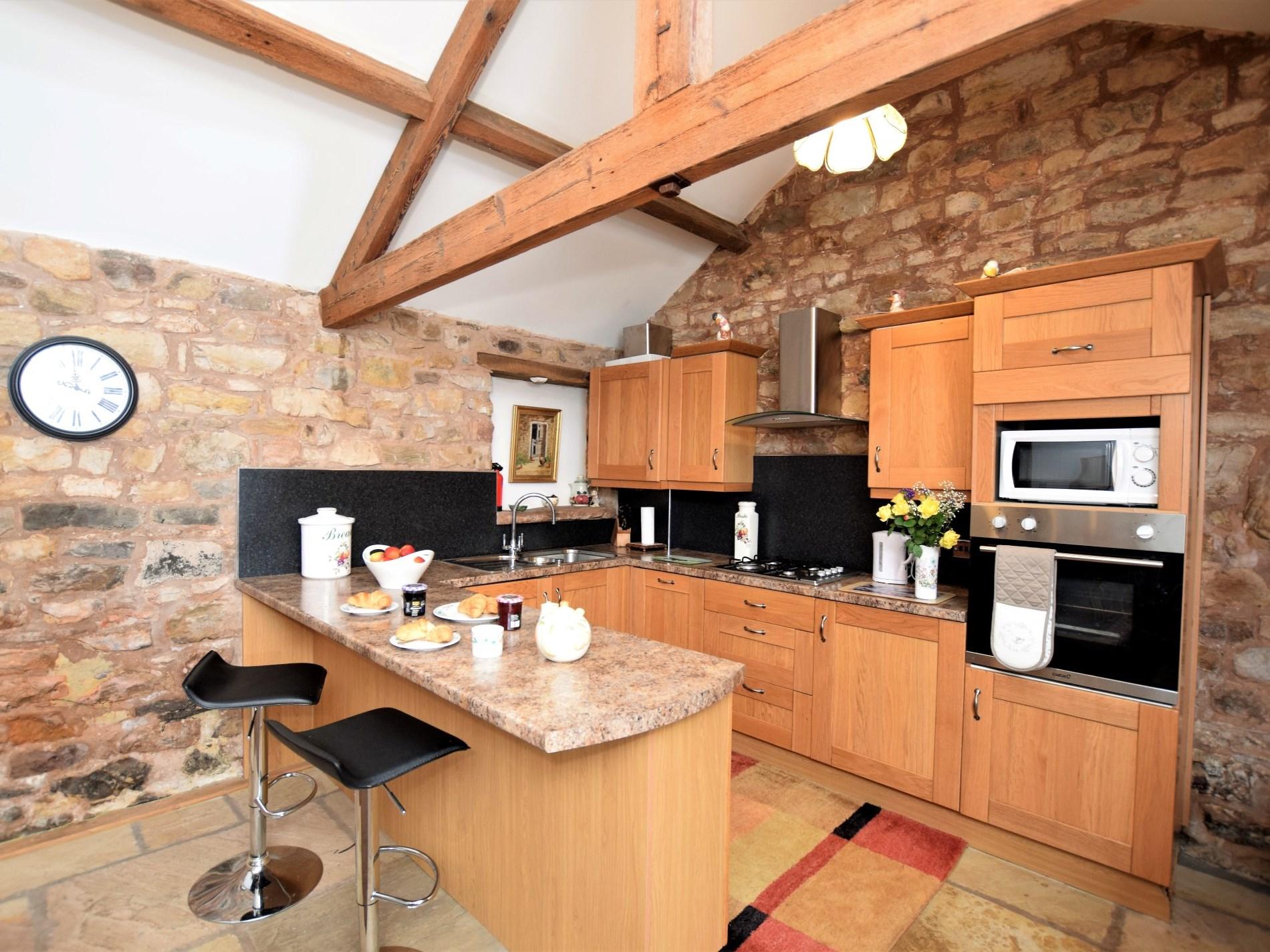 1 Bedroom Cottage in Brampton, Scottish Borders