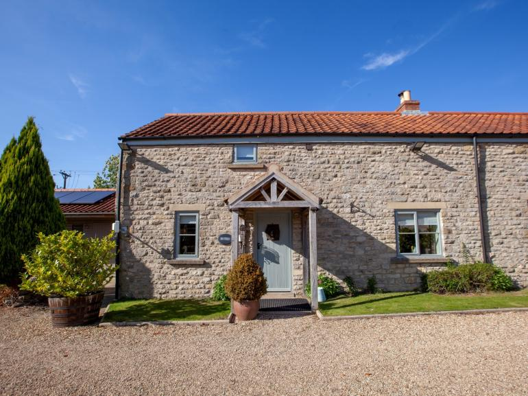 Charm awaits within this characterful cottage