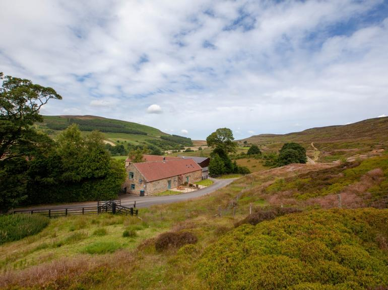 Set in an enviable location within the North York Moors