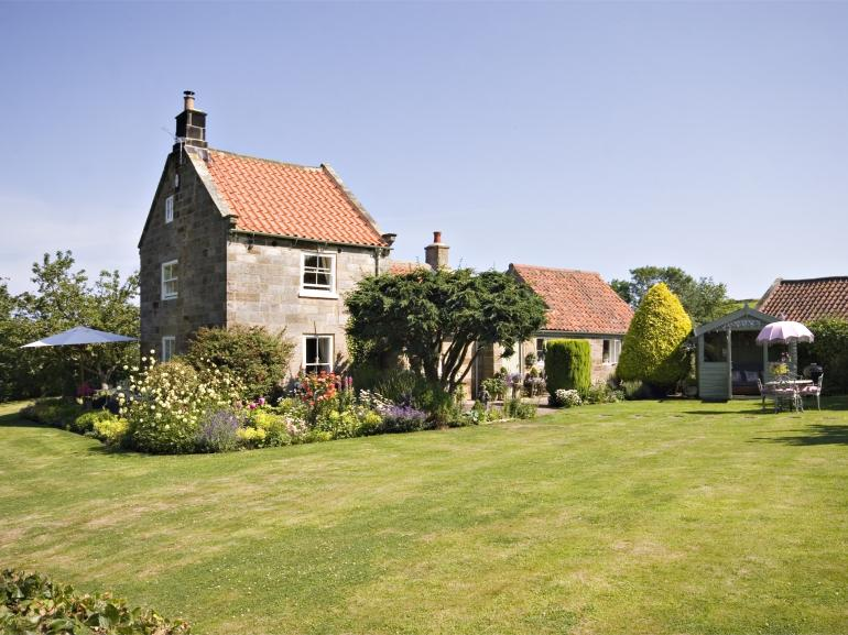 As featured on Homes by the Sea, this gorgeous 17th century cottage