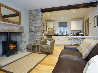 Waterside Cottage - Leyburn (G0171)