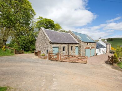 The Byre At Brothershiels (74310)