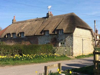 Herring Cottage - East Chaldon (DC074)