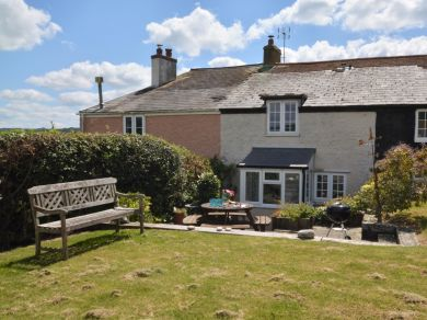 Hillcot Cottage - Charmouth (DC077)