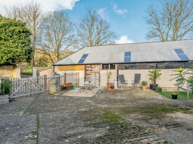 Hyde Farmhouse Granary (DC081)