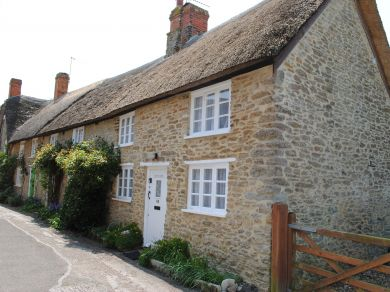 Thatch End Cottage (DC166)