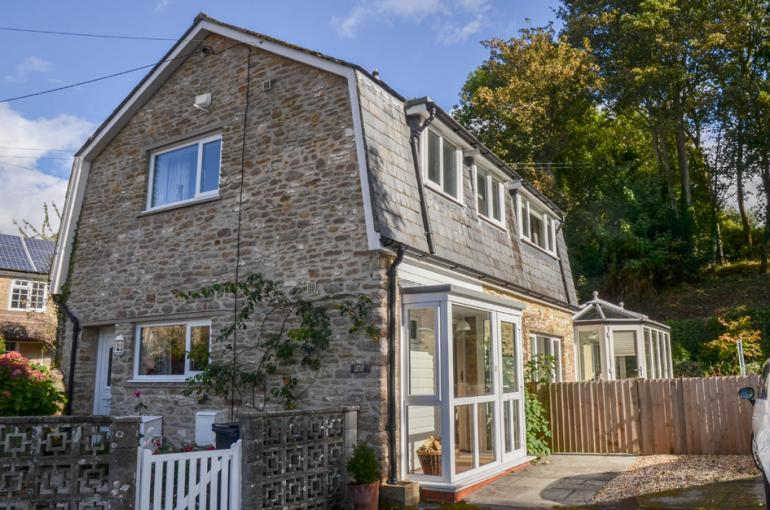 Beautifully converted 18th-century coach house