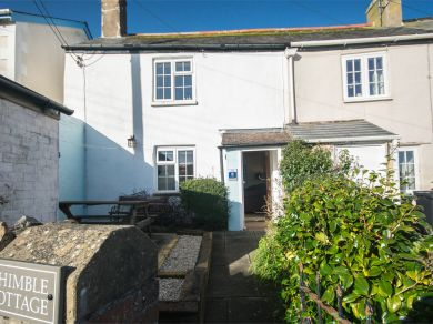 Thimble Cottage - Charmouth (DC189)