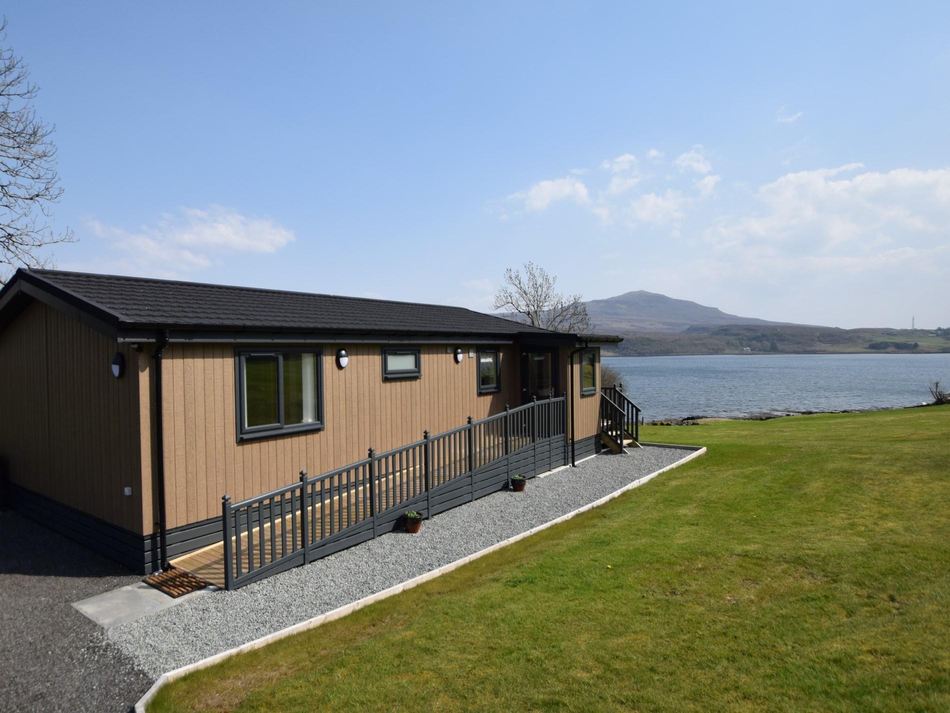 Ferienhaus in Isle-of-Skye