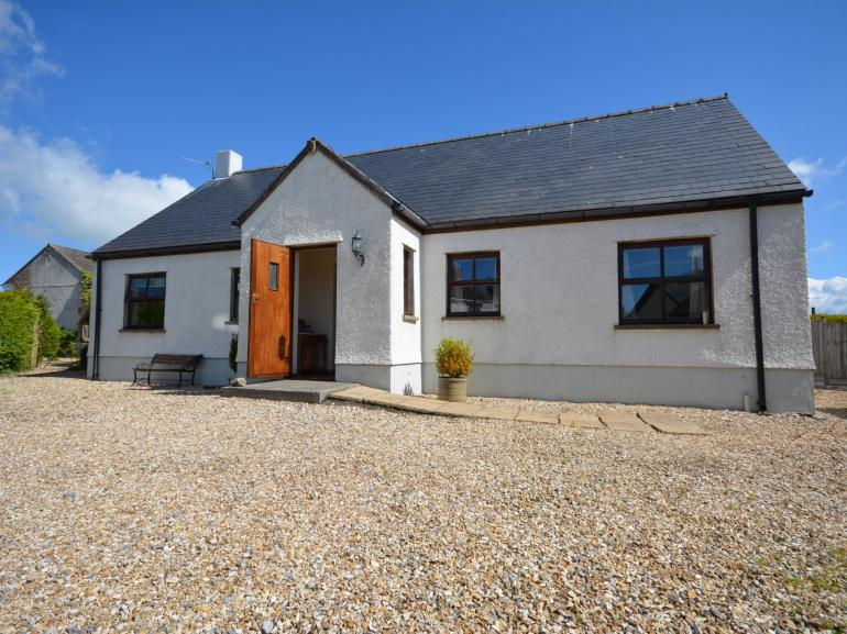 A detached cottage set in the Brecon Beacons