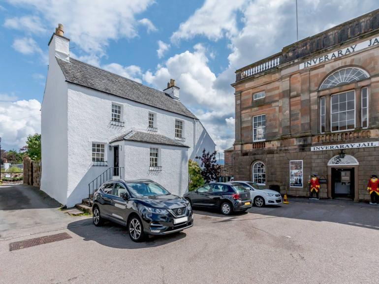 Located in the heart of Inveraray