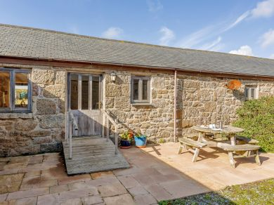 Knights Cottage - St Buryan (75688)