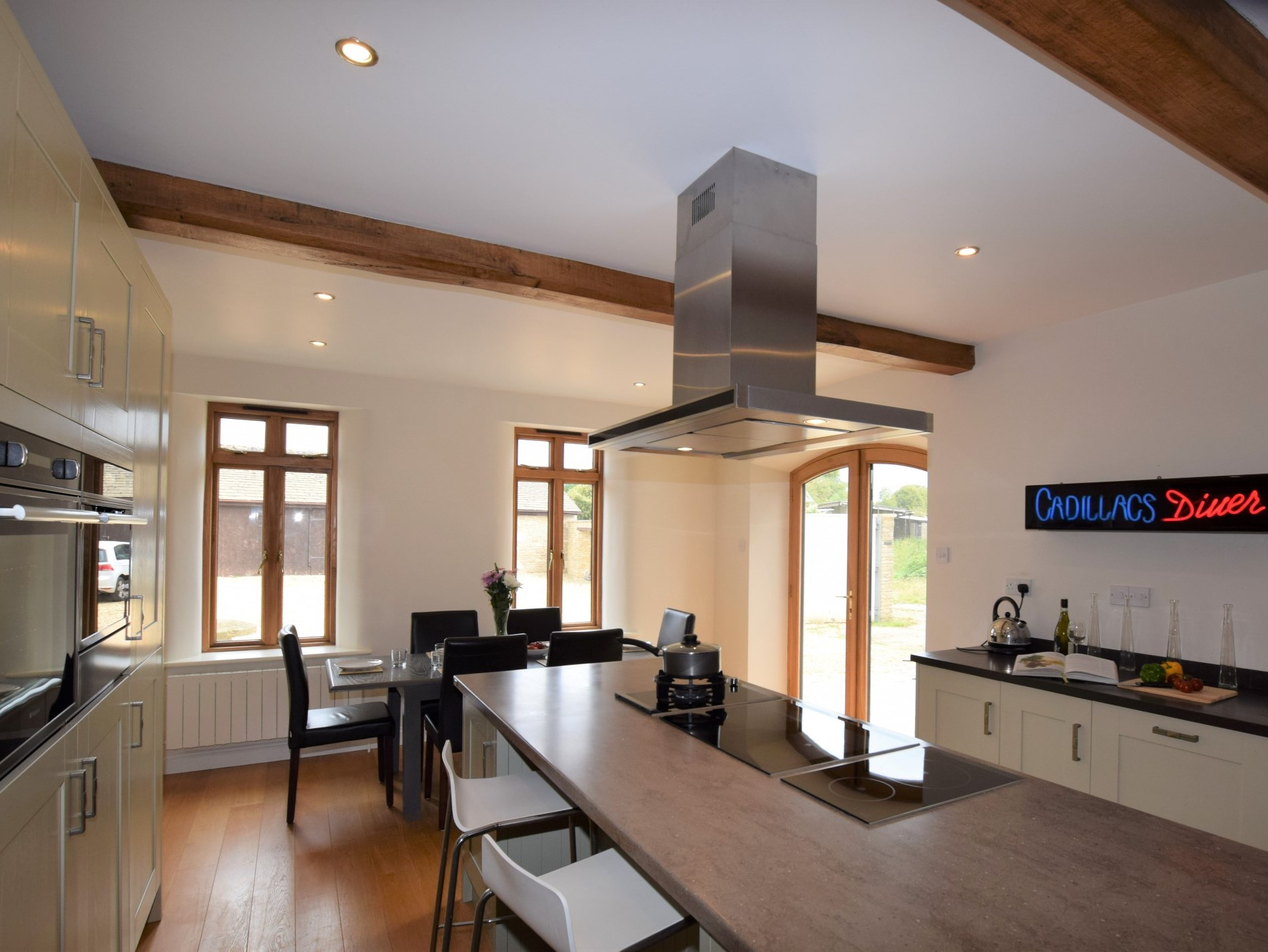 Perfect kitchen to entertain and come together