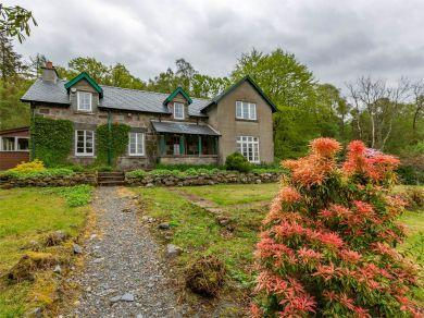 Druimarbin Farmhouse (CA107)