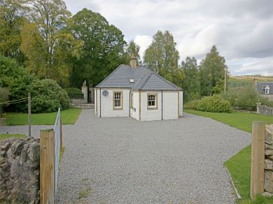 Gledfield Gate Lodge (CA154)