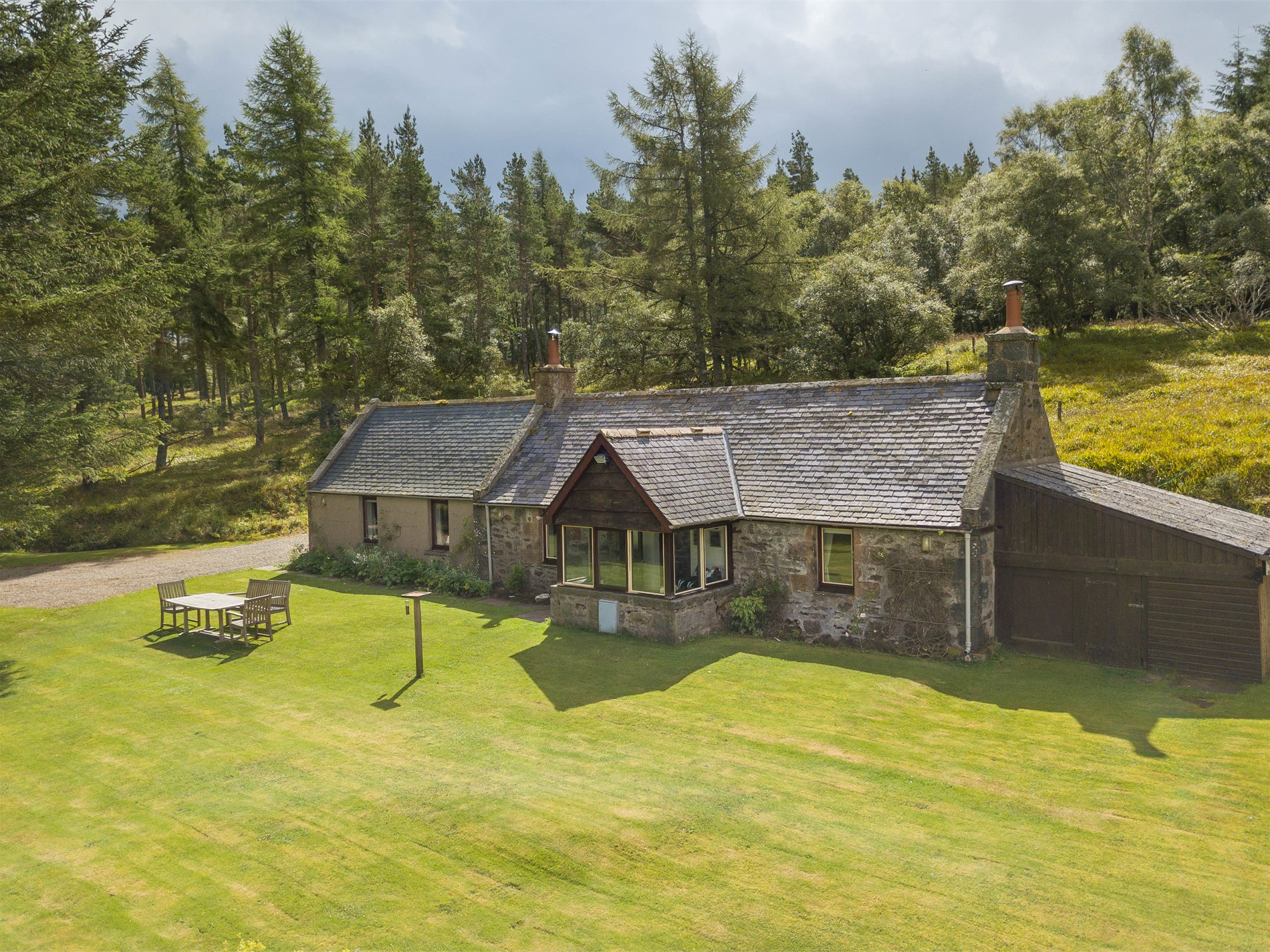 1 Bedroom Cottage in Aberdeenshire, Moray, Aberdeenshire & The Coastal Trail