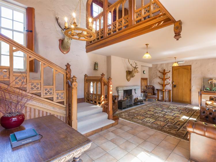 Meall Mor Lodge (CA233)