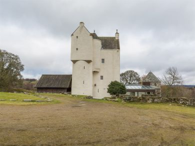 Grants Of Freuchie Castle (CA244)
