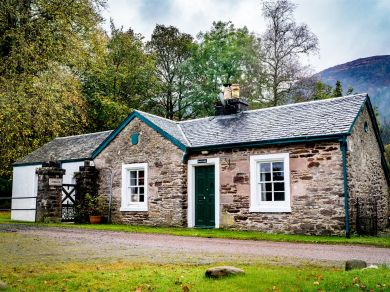 North Lodge - Glendaruel (CA252)