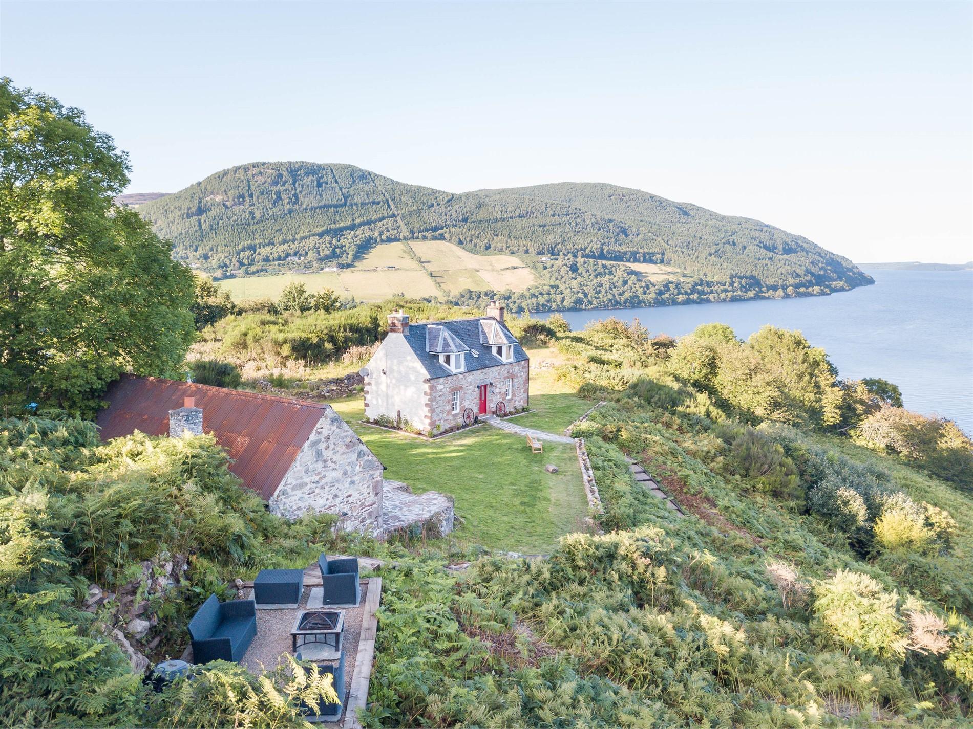 Ferienhaus in Loch-Ness