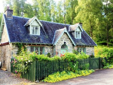 Swallow Cottage - Cannich (CA320)