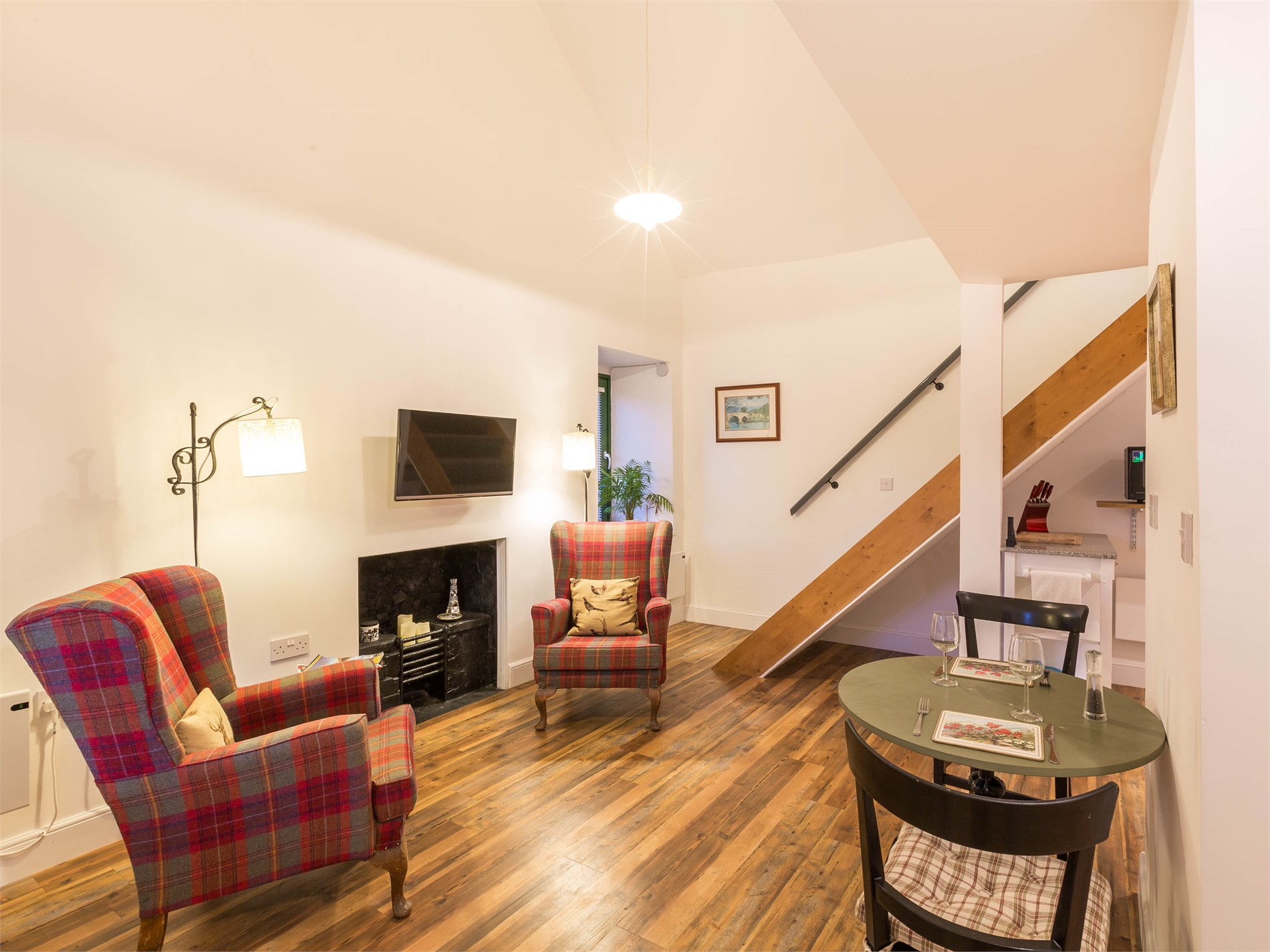 1 Bedroom Cottage in Dunning, Perthshire, Angus and Fife