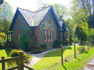 The Lodge - Kirkcowan (CA350)