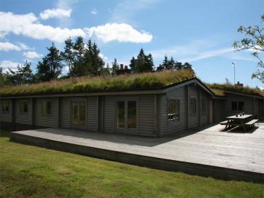The Log House - Cumnock (CA352)