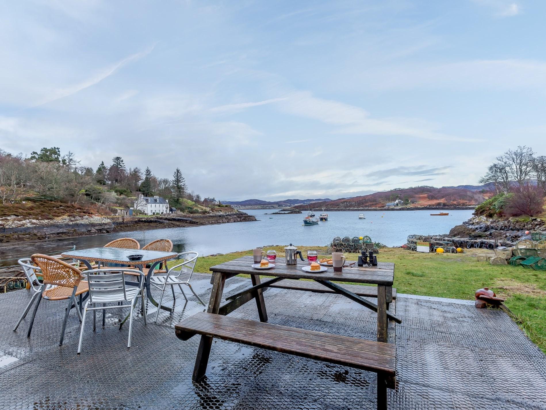 1 Bedroom Cottage in Gairloch, Inverness, Loch Ness & Nairn, Highlands