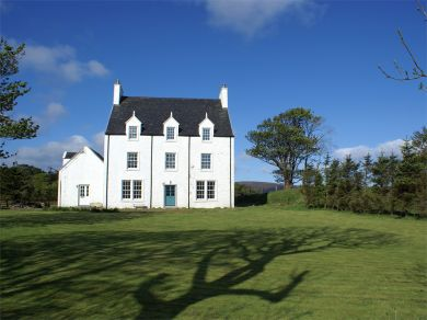 Uiginish Lodge (CA396)