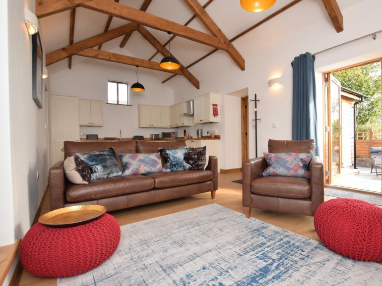 Fabulous converted barn with original features