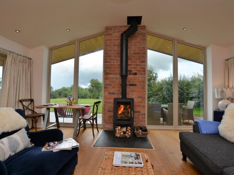 Romantic eco retreat with all your creature comforts