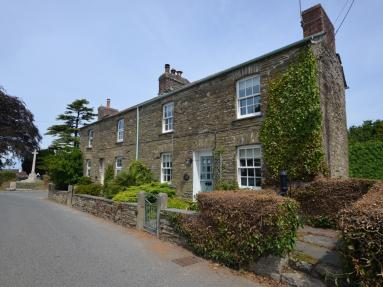 Churchtown Cottage - St Mabyn (76604)