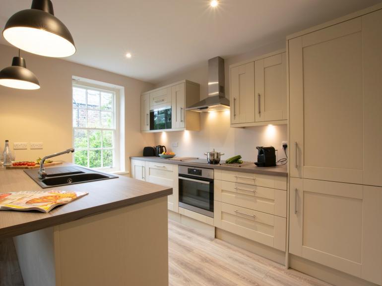 Beautiful tastefullly designed kitchen
