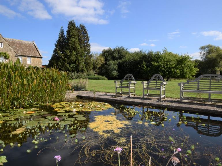 Beautiful gardens to enjoy