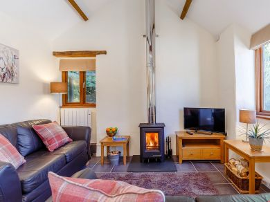 Brambles Barn At Pendriscott Lodge (77389)