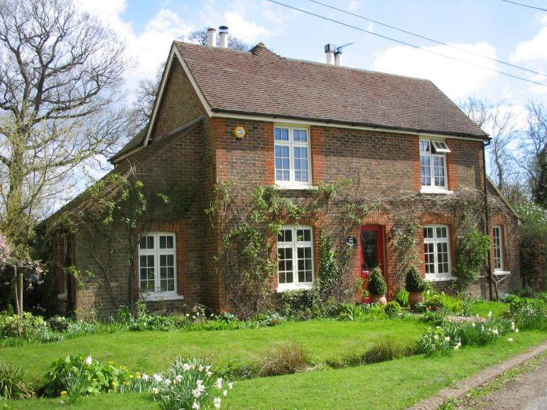 Delightful period cottage in rural setting