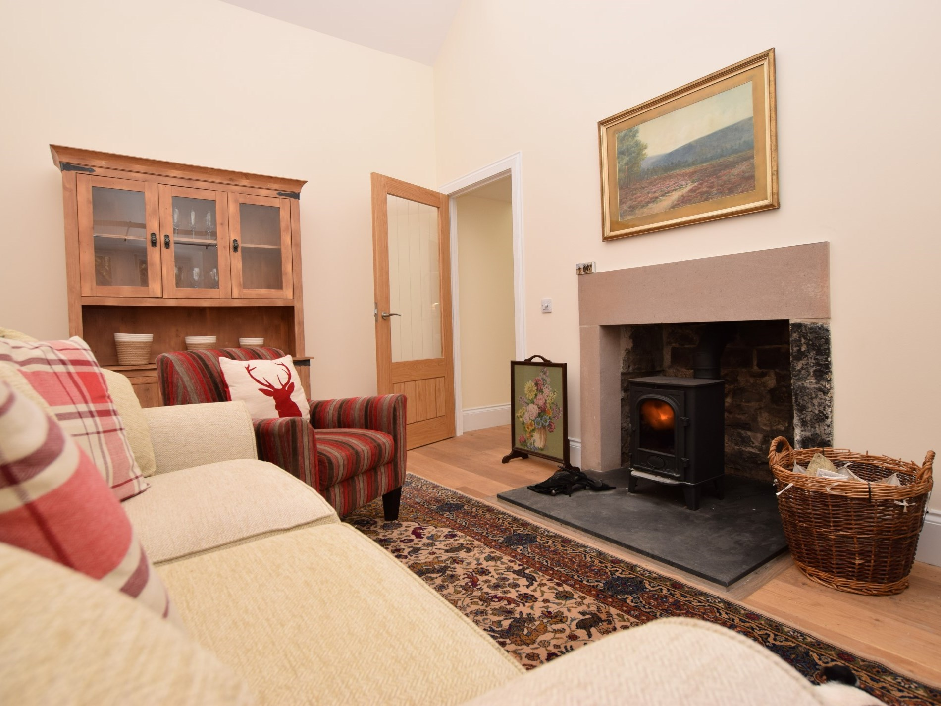 1 Bedroom Cottage in Montrose, Perthshire, Angus and Fife