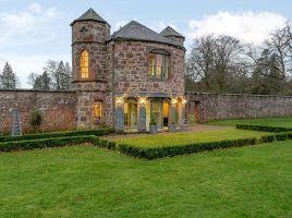 The Garden Rooms At Fasque Castle