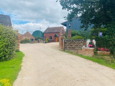 Limousin Barn (77771)