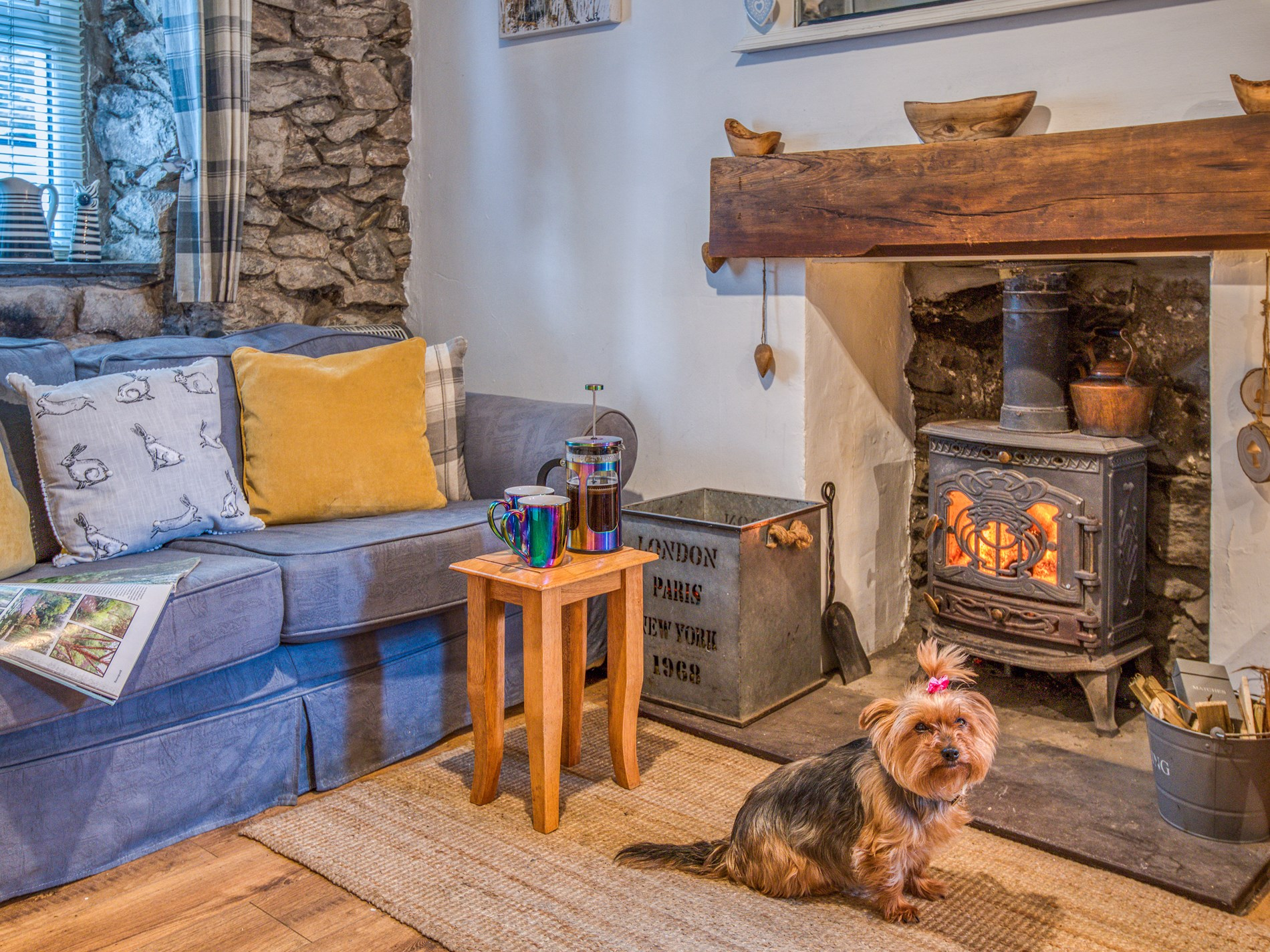 1 Bedroom Cottage in Caernarfon, Snowdonia and North Wales