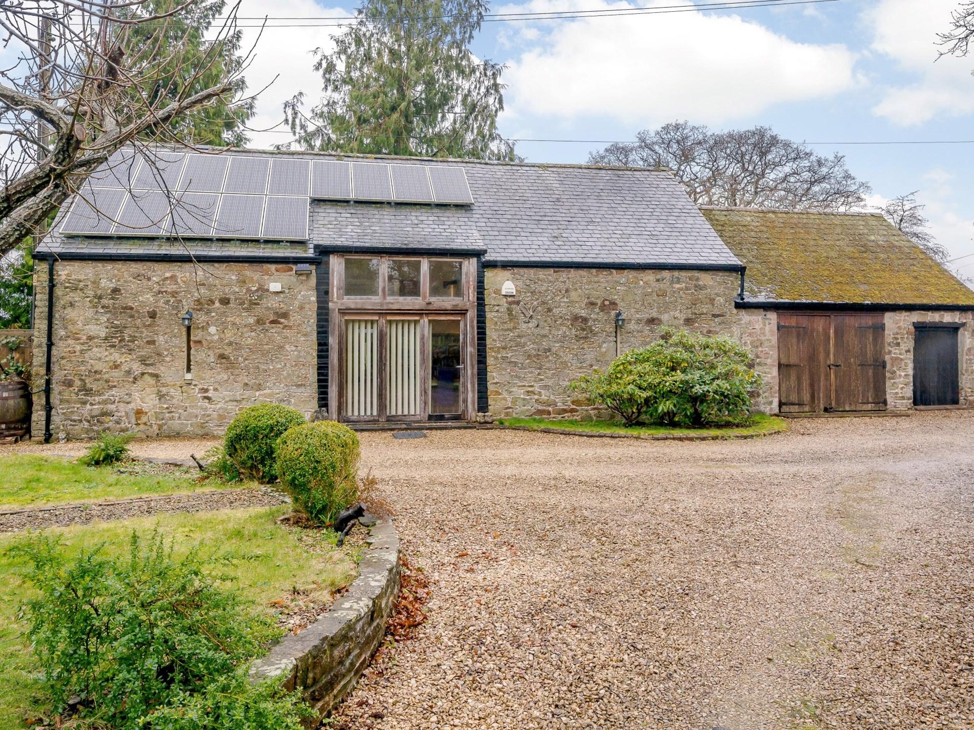 Ferienhaus in Coleford