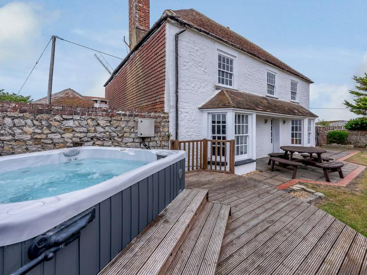 Windmill Cottage - Selsey (78318)