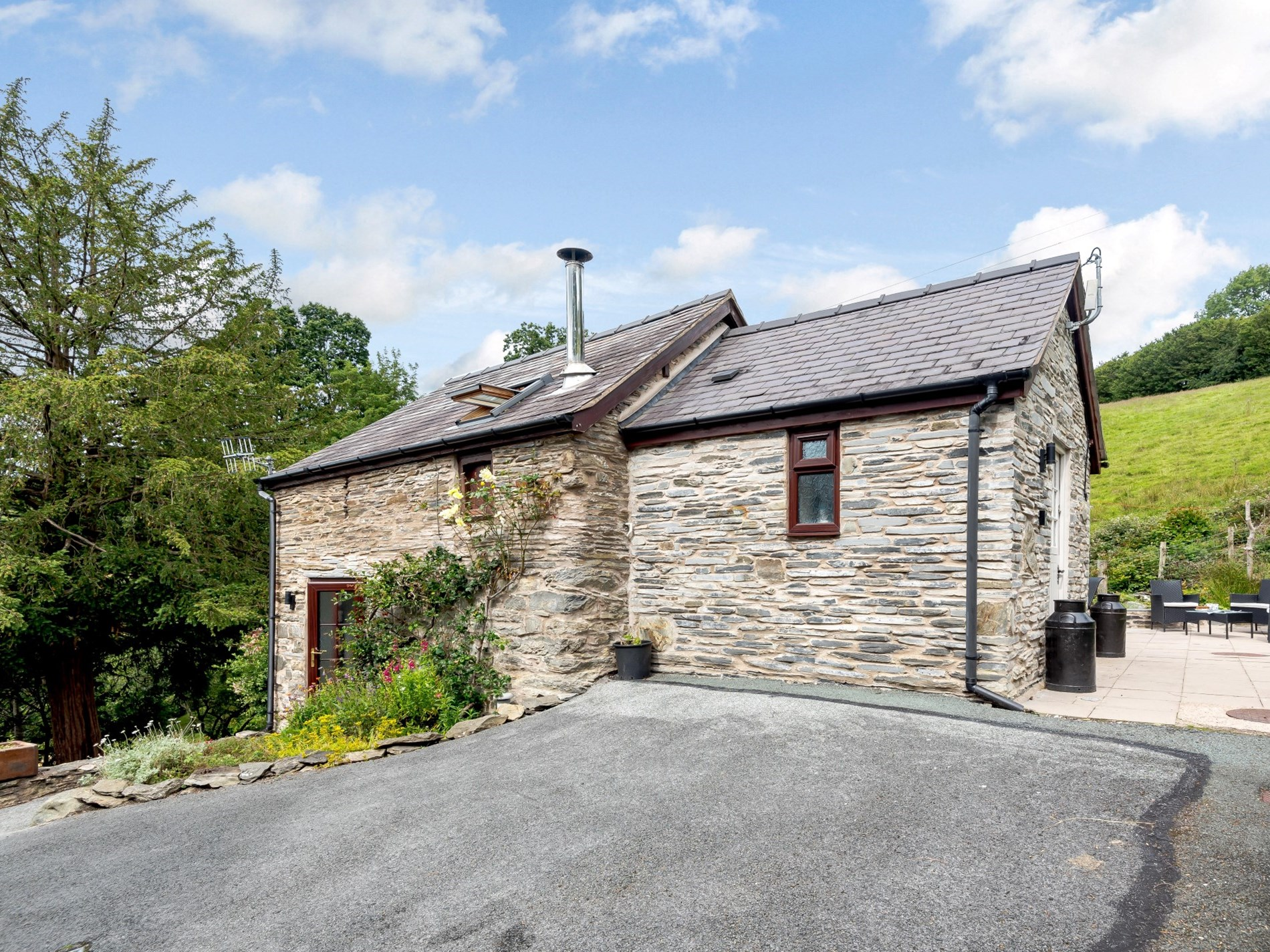 1 Bedroom Cottage in Llangollen, Snowdonia and North Wales