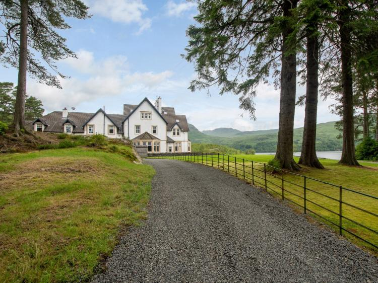 Wattie Cottage - Loch Katrine (78669)
