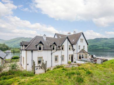 Scott Cottage - Loch Katrine (78670)